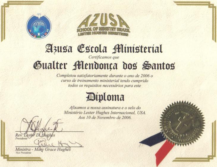 AZUSA SCHOOL OF MINISTRY BRAZIL