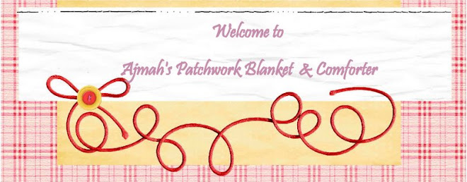 Ajmahs Patch Blanket & Comforter Collectionz