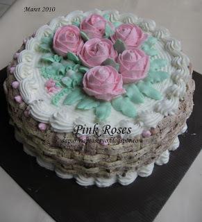 Label: decorating cakes