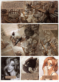 Blacksad Part 1
