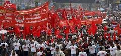 تظاهرات کارگران و زحمتکشان در نپال اول ماه مه