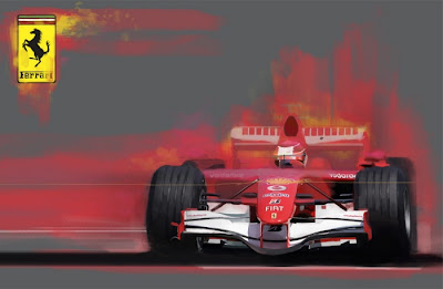 Daniel-Schumpert-digital-painting-wacom-art-designexposed-design-exposed-ferrari