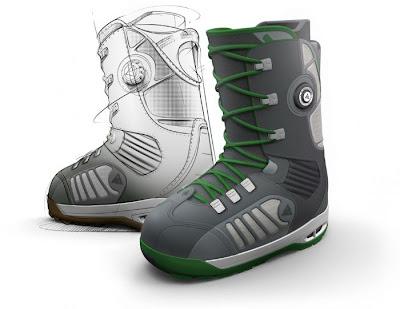Remi-Marchand-sketch-designer-snowboard-boot-concept-industrial-designe