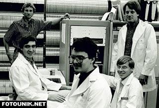 Sejarah Internet CSNET Lab