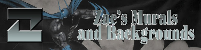 Zac's Murals and Backgrounds