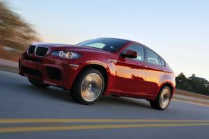 BMW crossover X5M