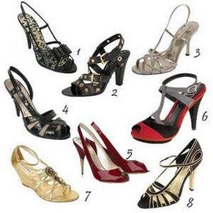 Sapatos de gala