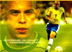Biografia do Fenômeno Ronaldo