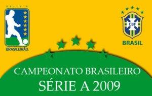 Tabela do Campeonato Brasileiro 2009