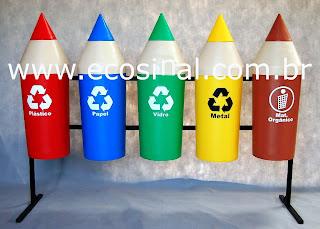 Por que é importante separar o lixo