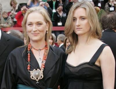 Mads Vassar Blog: Streep Daughter '08 In Controversial Debut Meryl Streep Daughter Vassar