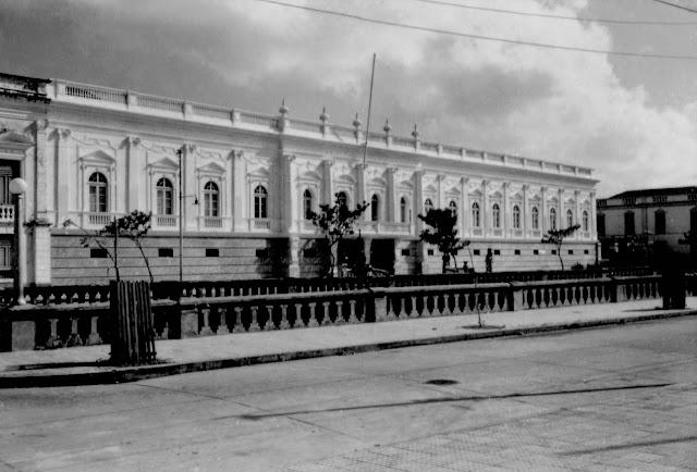 Palácio dos Leões antigo
