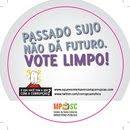 Só vote em cadidato Ficha Limpa