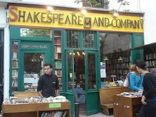 Livros, Paris & Eu