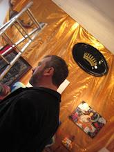 passolini con la corona de amaya