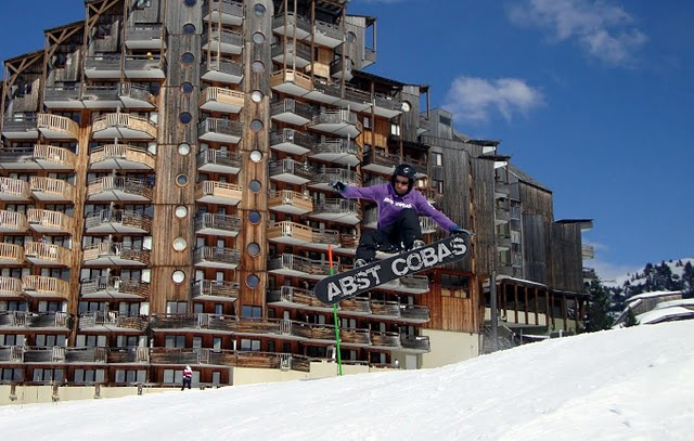 AVORIAZ Alpes Fanceses (04-2010) video