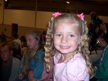 rylee's pre-school graduation