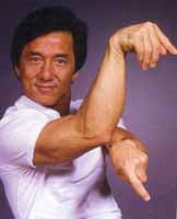 Mr. Jackie Chan!