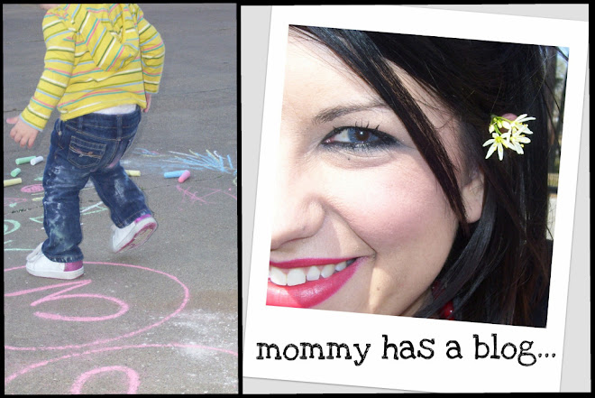 mommy has a blog...