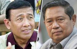 Wiranto-Prabowo Gempur SBY