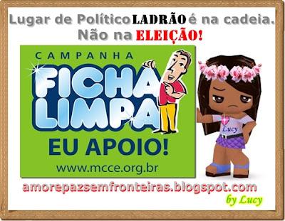 Projeto Ficha Limpa Já!