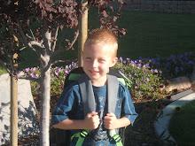 Carter Jordan - 7 years