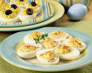 Eggs mimosa recipe