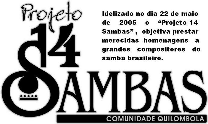 PROJETO 14 SAMBAS - Piracicaba - São Paulo