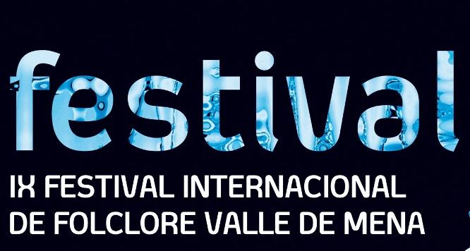 Festival Internacional Folklore Valle de Mena