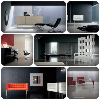 Modern interior design the popular ideas
