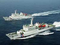 Taiwan's coastguard