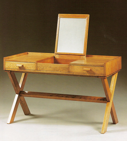 curious orange jean michel frank. Black Bedroom Furniture Sets. Home Design Ideas