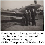 Seafire XV