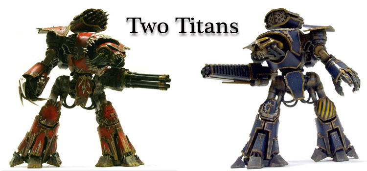 Two Titans