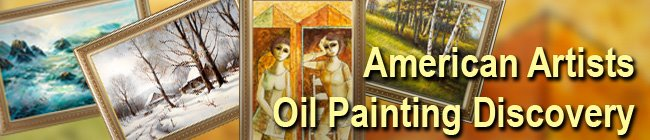 American Oil Painting Discoveries