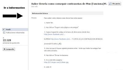 Haker Revela como conseguir contraseñas de Msn (Funciona)!!!.