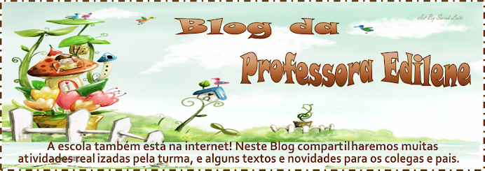 Blog da Professora Edilene
