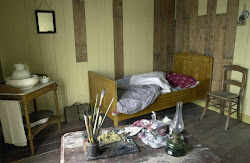 Slaap- en werkkamer Vincent van Gogh