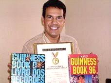 Recordista Bi Mundial Guinness World Records