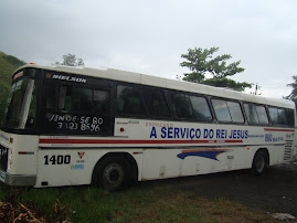 Alugamos ônibus para Igrejas, em Barra mansa, Volta redonda e região.