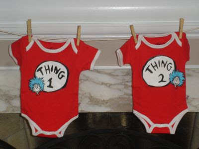 dr seuss 39 thing 1 thing 2 baby shower so cute i had to share