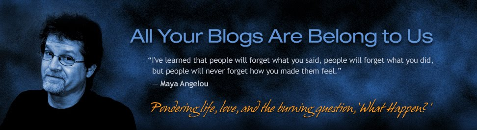 All Your Blogs Are Belong to Us