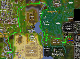 how to carry more stuff in runescape