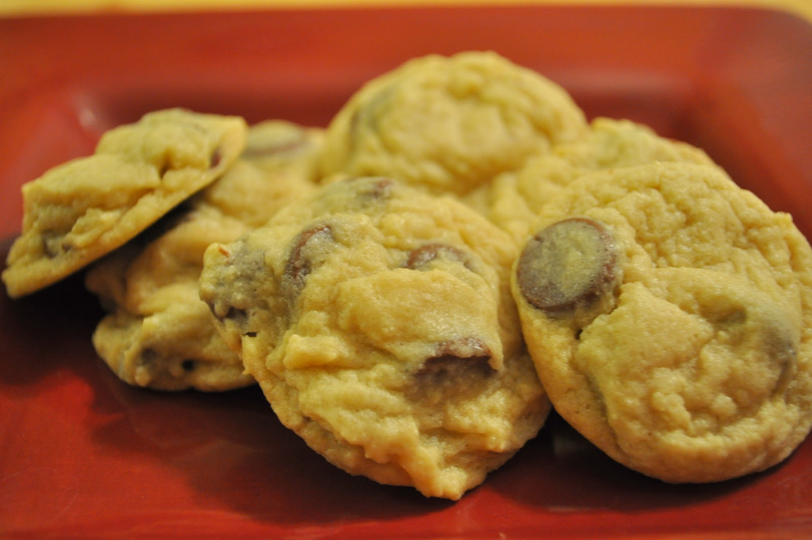 famfriendsfood: Chocolate Chip Pudding Cookies from Stephanie's ...