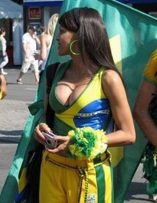 Football World Cup Fun Picture
