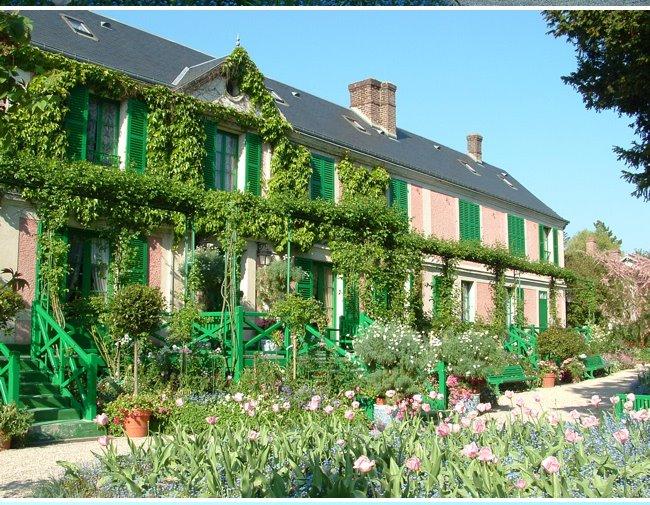 Sound Horn Please Claude Monet 39 S House