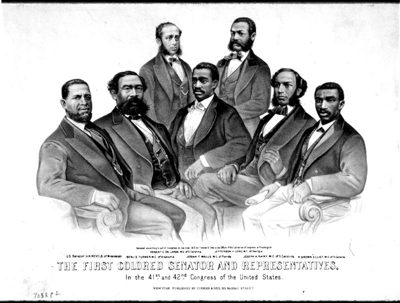 slavery during 1776 to 1877 The second time because after the treaty was signed in paris by france and the   the south remembered lincoln's view of slavery in the lincoln-douglas.