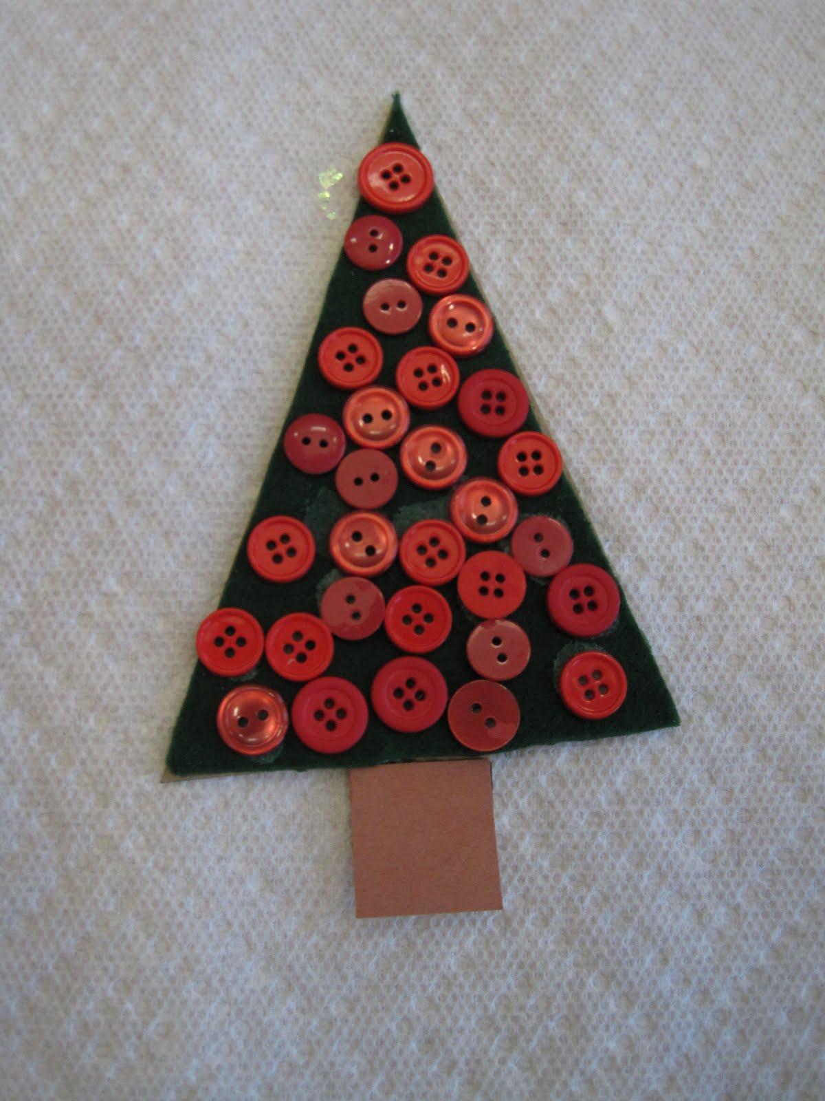 Craft Stick Christmas Tree
