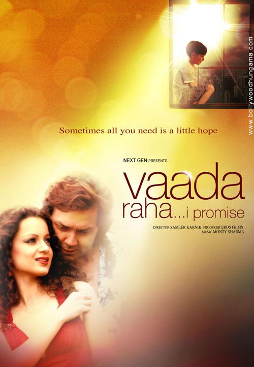 Vaada Raha / 2009 / Hindistan / DVDRip - 720x304 - x264 - Mkv