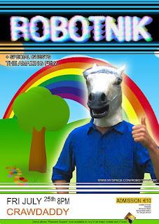 Robotnik CrawDaddy poster